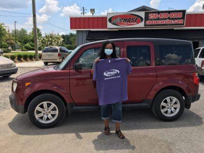used cars tshirt free