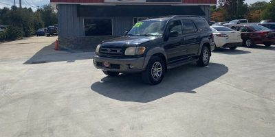 CASH ONLY! 2004 TOYOTA SEQUOIA SR5
